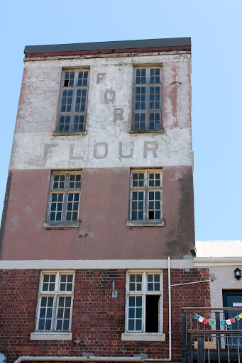 The Old Biscuit Mill. Woodstock. Cape Town