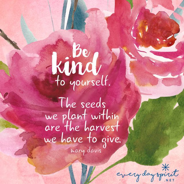 You deserve it. For the app of uplifting wallpapers ~ www.everydayspirit.net xo #selfcare #kindness