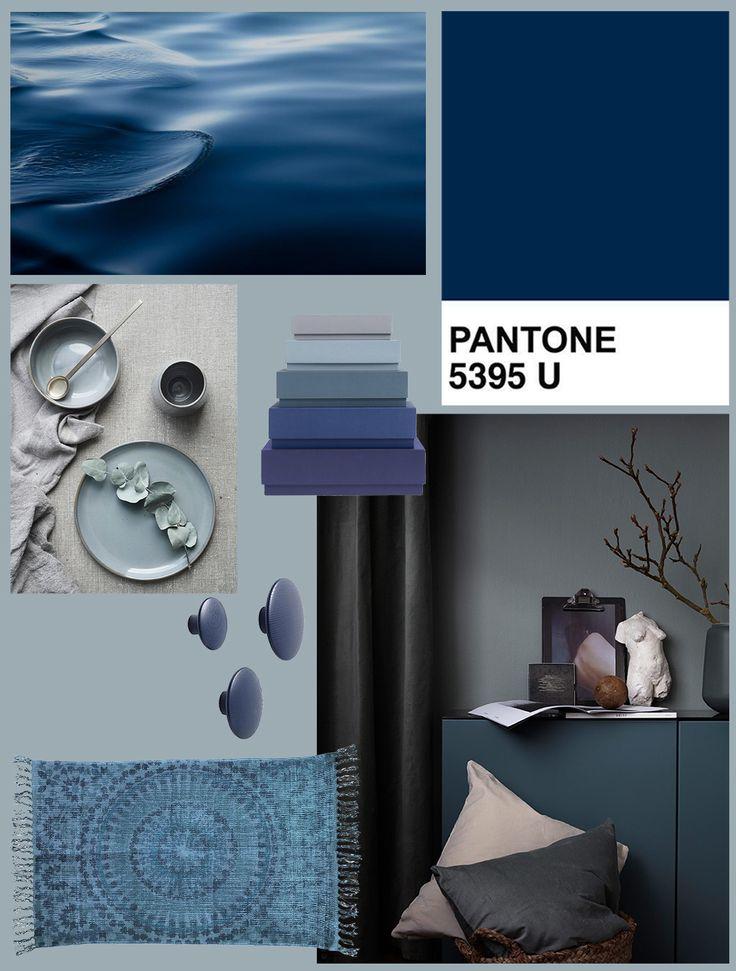 die besten 25 pantone blau ideen auf pinterest blaue farbpalette blau grau und blau design. Black Bedroom Furniture Sets. Home Design Ideas