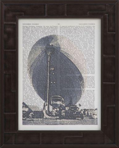 Zeppelin frame