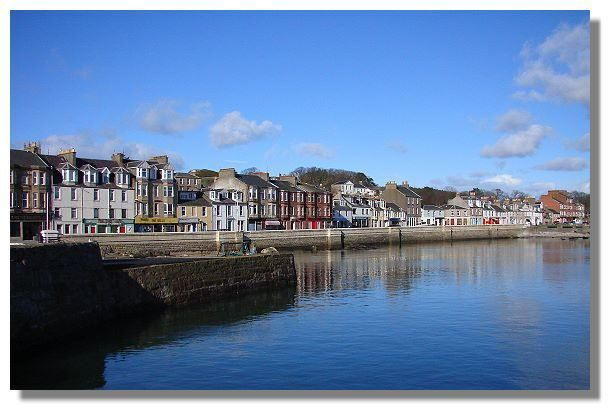 Millport, Great Cumbrae, North Ayrshire - favourite childhood vacation spot.