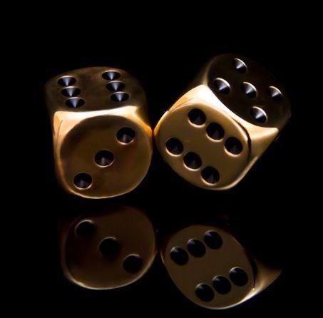 Black Gold dices