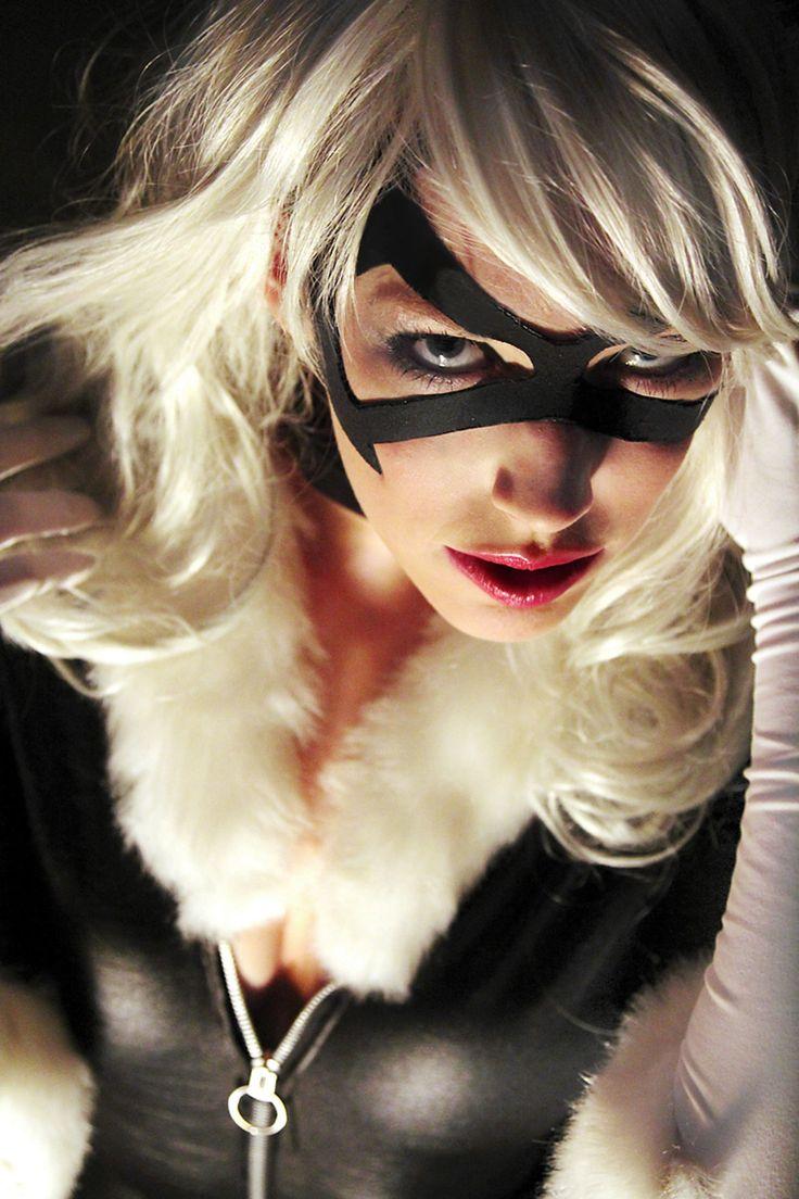 Les meilleurs cosplay de La Chatte Noire (Black Cat)