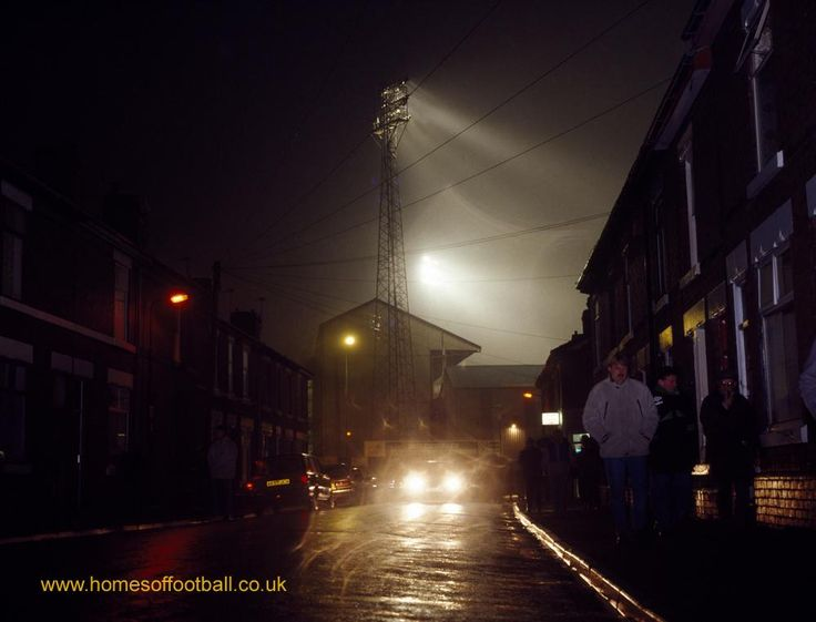 Days before the winter shutdown, Derby County,England year1992 by Stuart Roy Clarke #dcfc #FLKickOff  #grahamcoxon