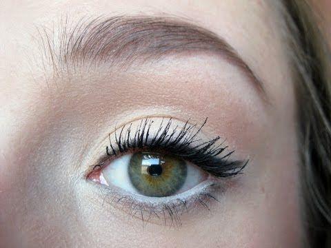 Tutorial: Optisch grotere ogen (draagbare look met simpele tips & tricks)