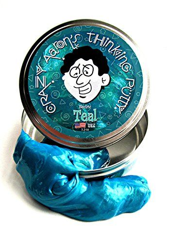 BESTSELLER! Crazy Aaron's Thinking Putty NEW Elec... $12.49