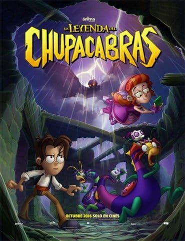 La leyenda del Chupacabras (2016)