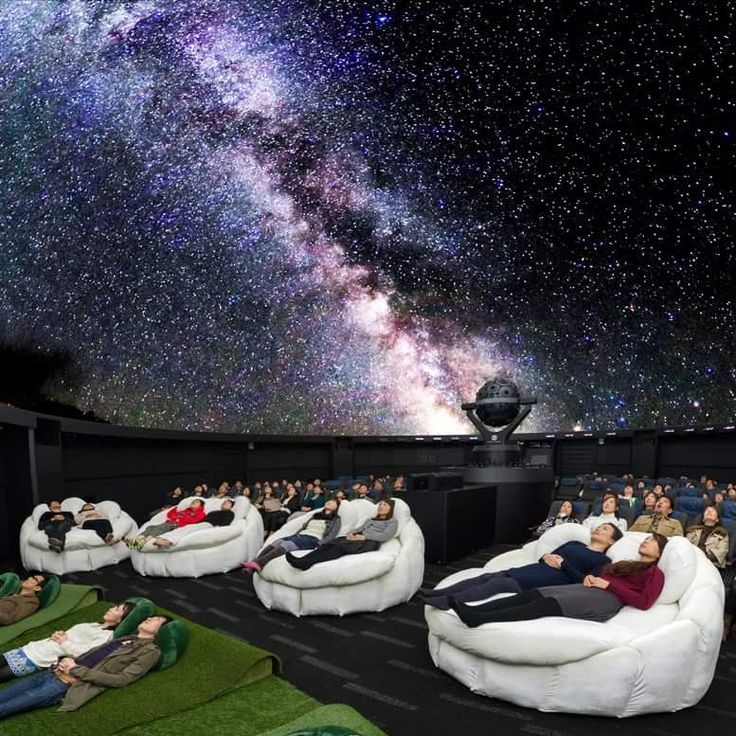コニカミノルタ プラネタリウム 東京 Konica Minolta Planetarium, Tokyo