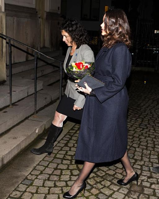 Royal Family Around the World: Princess Sofia of Sweden Attends A Memorial Ceremony In Connection With Holocaust Memorial Day on January 27, 2016 in Stockholm, Sweden.