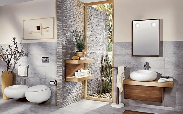 Zen Bathroom Home Ideas Pinterest
