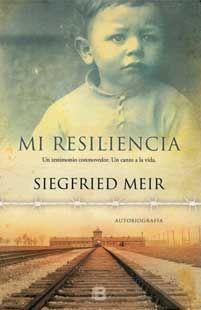 Un cantante, un diseñador de roupa ibicenca, un escultor... Todas estas vidas pertencen a Siegfried Meir, e tamén a de ser membro dunha familia xudía de Fráncfort que tan só tiña nove anos cando foi deportado a Auschwitz. O meu resiliencia é unha autobiografía sobre a súa infancia nese campo de concentración e sobre os anos que viñeron despois. Ao seu pai non lle volveu a ver nunca máis desde que chegaron a Auschwitz e a súa nai morreu de tifus diante del.