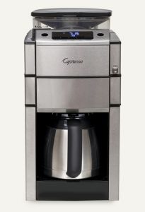 Win a Capresso Coffee Maker (Worth $250!) Do you need a cup of coffee to start your day? I can relate. Be sure to read on to enter this giveaway for a Capresso coffee maker. The Capresso CoffeeTEAM...