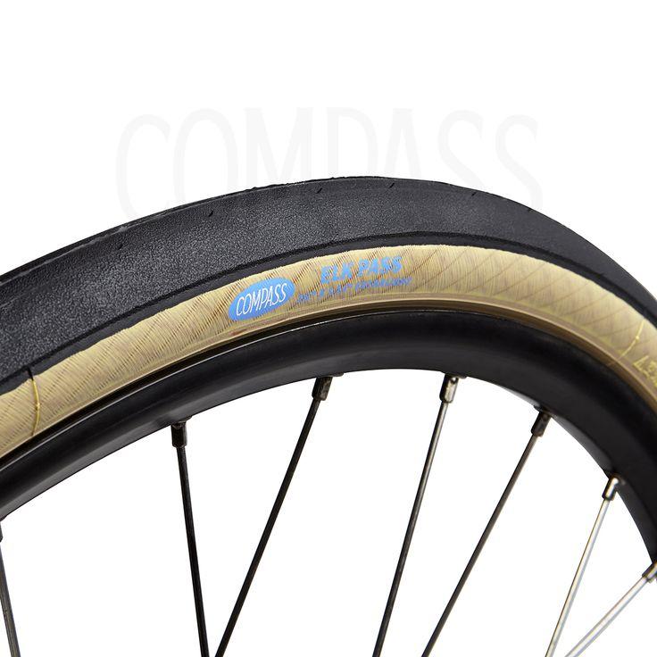 monster road bike compass tyres