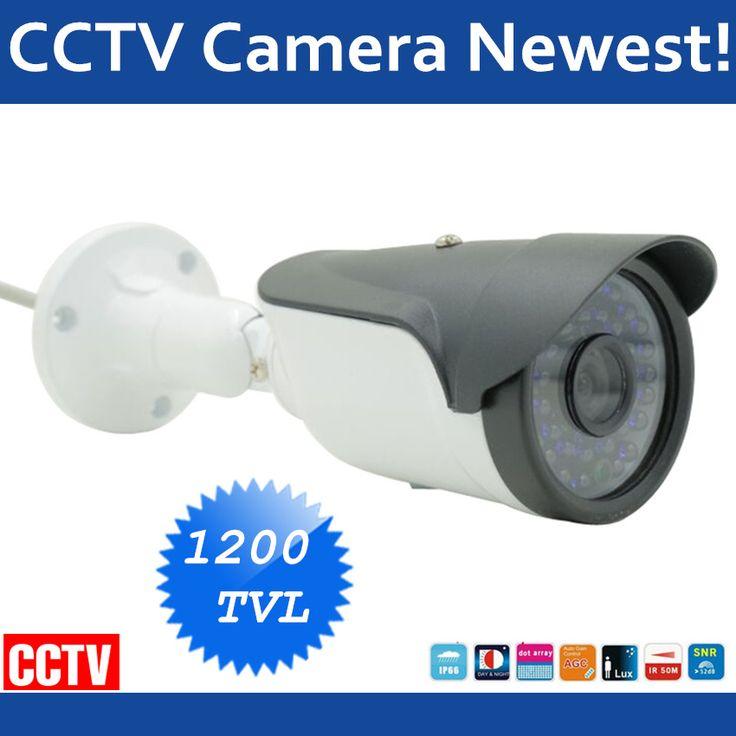 $24.99 (Buy here: https://alitems.com/g/1e8d114494ebda23ff8b16525dc3e8/?i=5&ulp=https%3A%2F%2Fwww.aliexpress.com%2Fitem%2FNewest-Analog-High-Definition-Surveillance-1200TVL-Bullet-CCTV-Camera-IR-Leds-Security-Indoor-Outdoor-IR-50m%2F32696367902.html ) Newest Analog High Definition Surveillance 1200TVL Bullet CCTV Camera IR Leds Security Indoor/Outdoor IR 50m IR-Cut Chamber for just $24.99