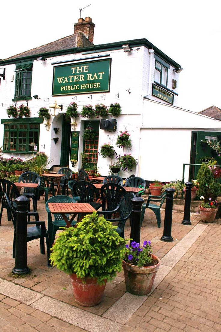 The Water Rat in Ripon, North #Yorkshire Great family pub!