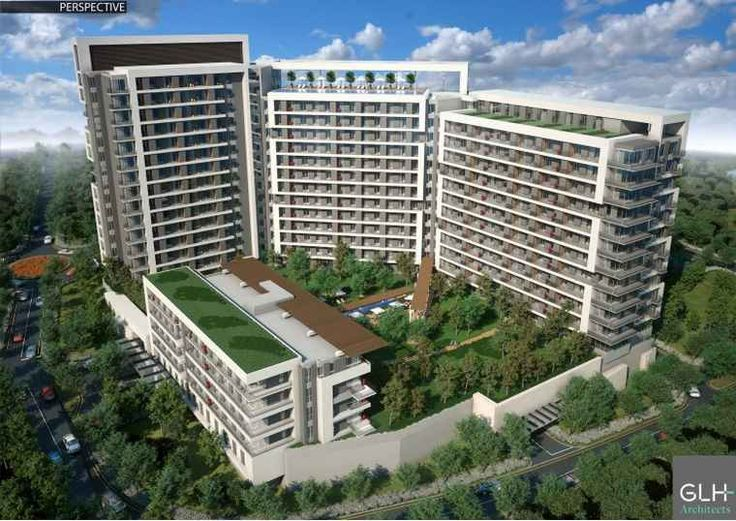 Upmarket Menlyn Maine apartments to go on sale off-plan in October