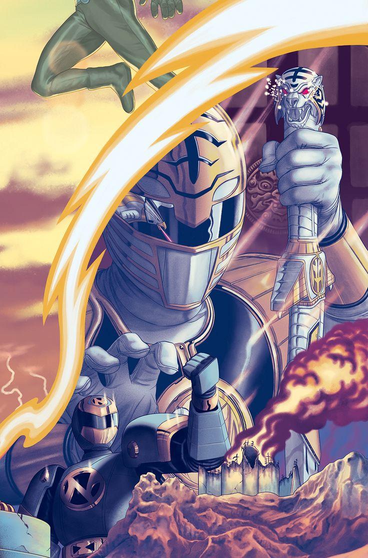 Mighty Morphin Power Rangers 18