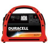 Duracell DPP-600HD Powerpack 600 Jump Starter & Emergency Power Source with Radio (Automotive)By Duracell