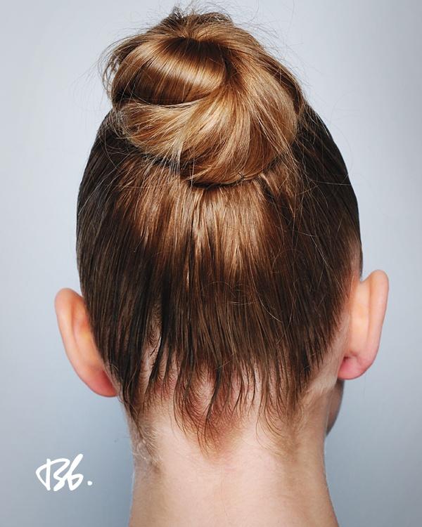 Fall/Winter Fashion Week. Hair by Bb. Stylist Bianca Tuovi.