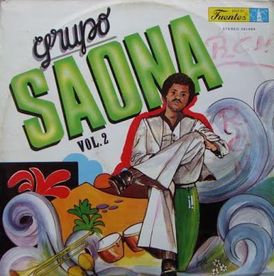 SALSA,,,,,Y MAS ,,,: Grupo Saona  vol 2