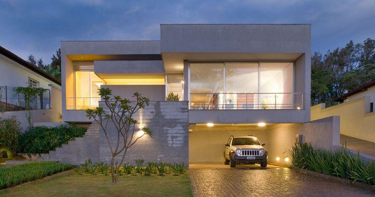 Residência Ricardo Guimarães / Arquiteto: BCMF Arquitetos
