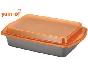 To match my cookware Rachael Ray Oven Lovin' 9x13-in. Nonstick Cake Pan with Lid: at Rachael Ray Store