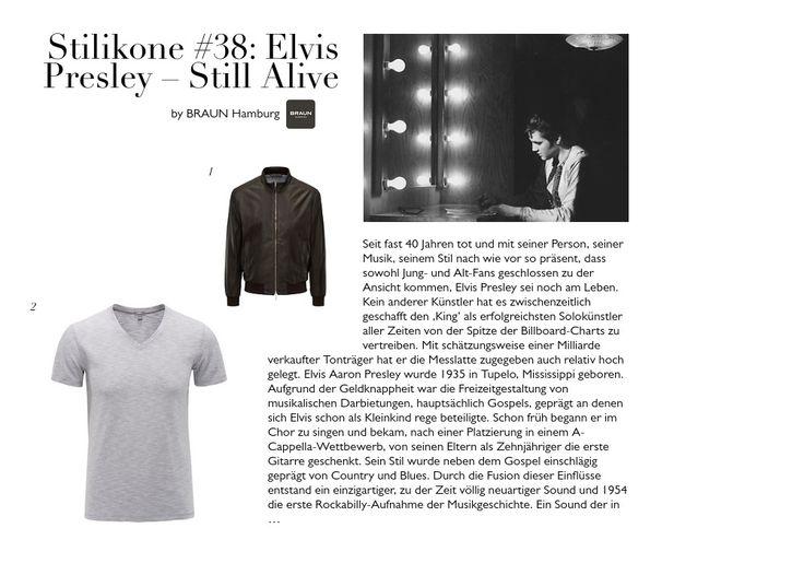 Stilikone #38: Elvis Presley – Still alive