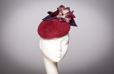 Autumn Winter Collection - Nicola Sandys Millinery