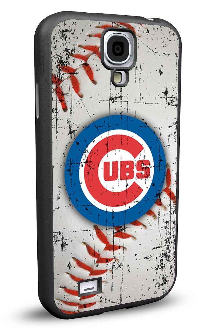Chicago Cubs Cell Phone Hard Case for Samsung Galaxy S5, Samsung Galaxy S4 or Samsung Galaxy S4 Mini