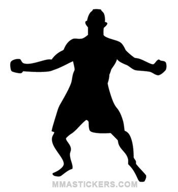 silhouette of a fighter fighter silhouette page 2 mma baby pins clip art baby pen clip art