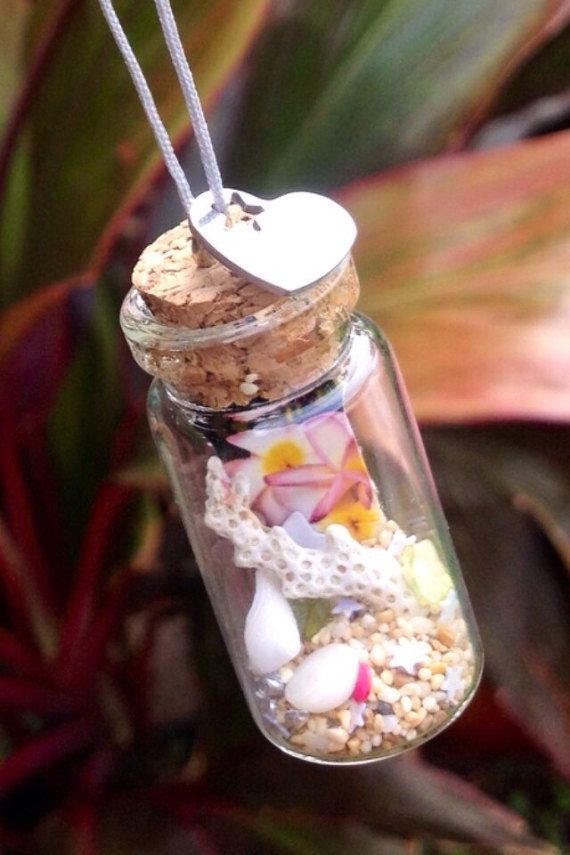 Tropical Treasure Bottles Car Charm Car Accessory by LOphoto808