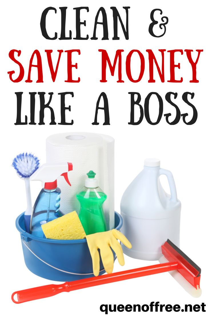 10 Awesome Spring Cleaning Money Saving Tips