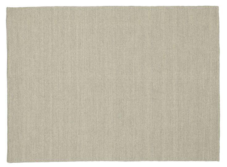Kilim loom - Világosszürke / Bézs 140x200 - RugVista