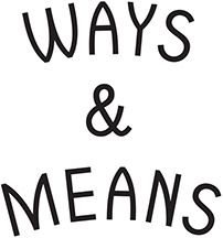 Ways and Means is a social enterprise powered by Youth Support and Advocacy Service (YSAS) to help youth stay out of homelessness and find meaning in life again.