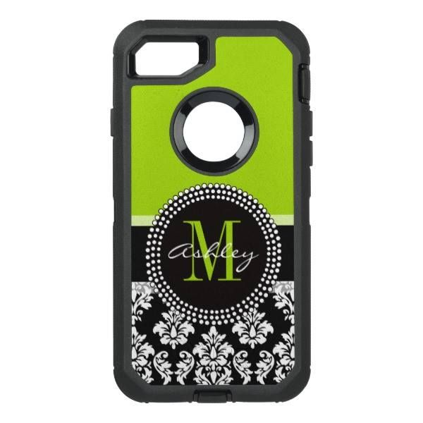 http://ift.tt/2w3EHSO Shop https://goo.gl/VmzQUH   Lime Green Black Damask Pattern Monogrammed OtterBox Defender iPhone 7 Case    Bold Girly Lime Green Initial Black and White Damask Pattern Monogrammed. with your name and monogram. Damask Gallery      Go To Store  https://goo.gl/VmzQUH  #Background #Backgrounds #Damask #Elegant #Girly #Green #Initial #Monogram #Name #Pattern http://ift.tt/2w3EHSO