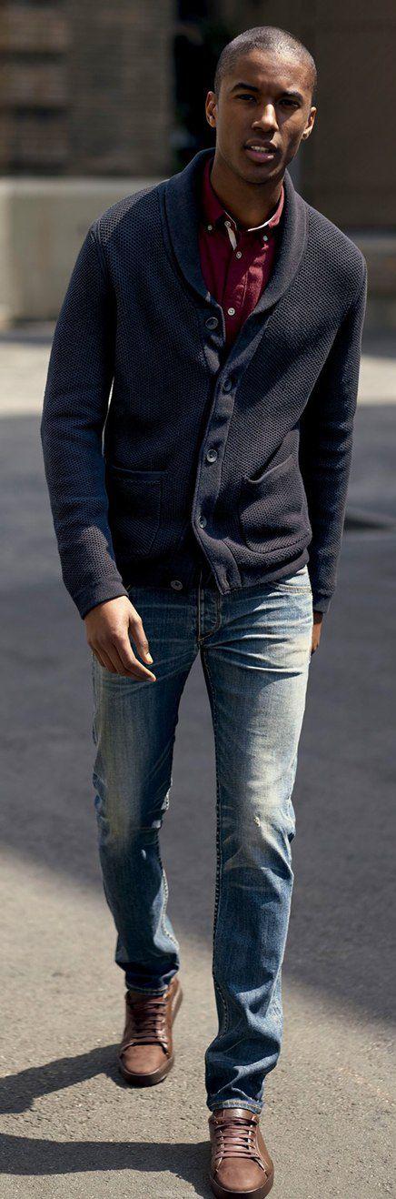 Gifts for Men | Rag & Bone Slim, Slouchy Jeans | www.earthgear.com