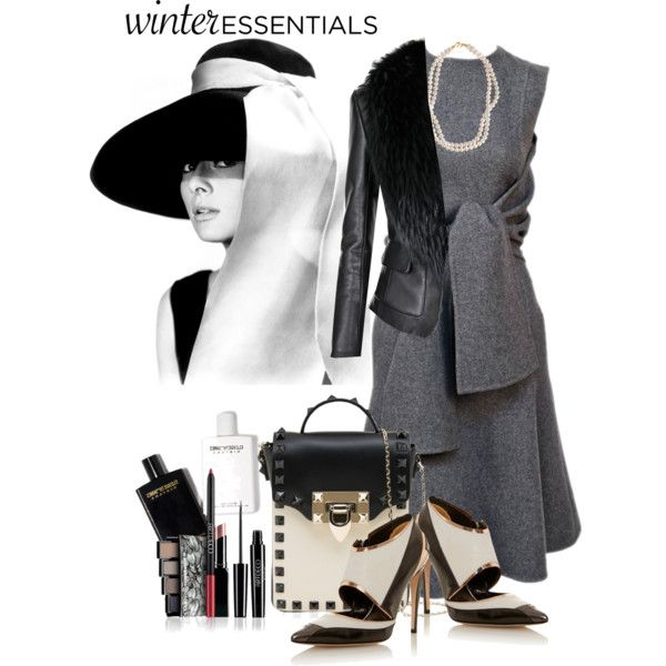 ... by r-dereli on Polyvore featuring polyvore, fashion, style, Balmain, Prabal Gurung, Valentino and STELLA McCARTNEY