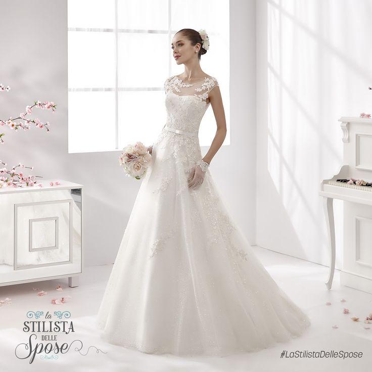 Episodio 1 - L'abito indossato da Roberta. Wedding Aurora lace dress 2016 collection. http://www.nicolespose.it/it/abito-da-sposa-Aurora--AUAB16972-2016 #Nicole #Aurora #collection #nicolespose #alessandrarinaudo #wedding #abitidasposa #bianco #white #weddingdress #sposa #bride #brides #bridal #LaStilistaDelleSpose #realtime