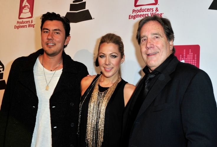 Musician Justin Young, current GRAMMY nominee Colbie Caillat and GRAMMY-winning producer Ken Caillat attend the 7th Annual Producers & Engineers Wing GRAMMY Week event honoring Neil Young on Jan. 21 in Los Angeles