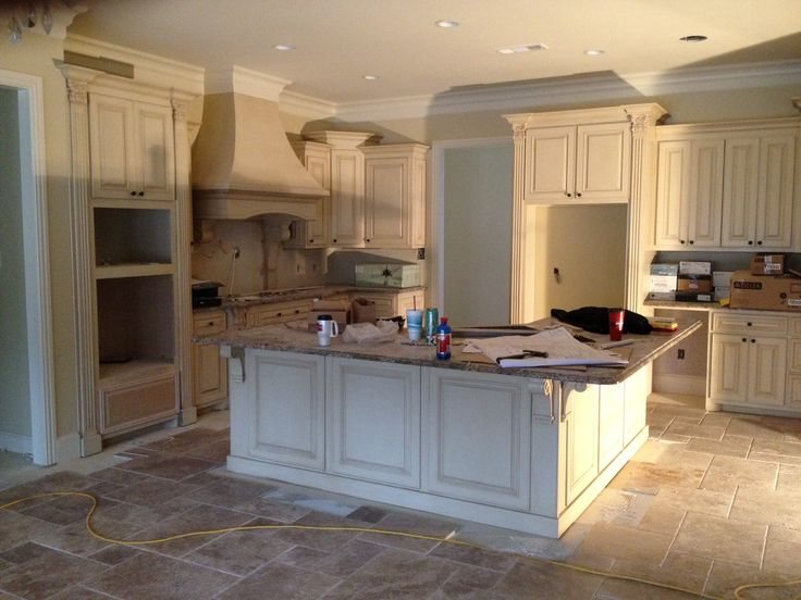 Madden Home Design   The Plantation   Construction Photo Of Kitchen