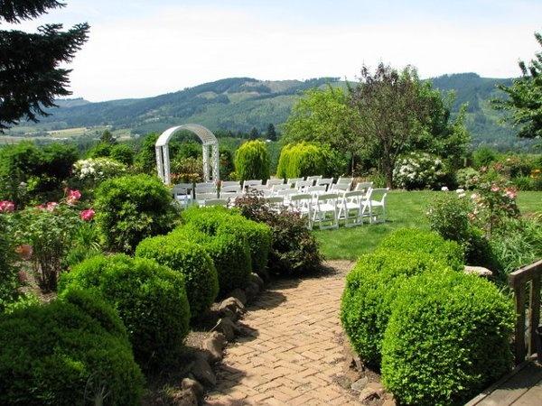 Parry S Tree Farm Forest Grove Wedding Locationswedding Venuesportland