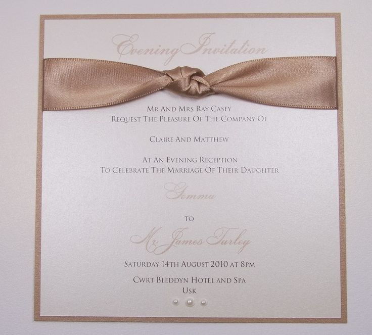 30 best Wedding invitation ideas for others images on Pinterest - wedding price list