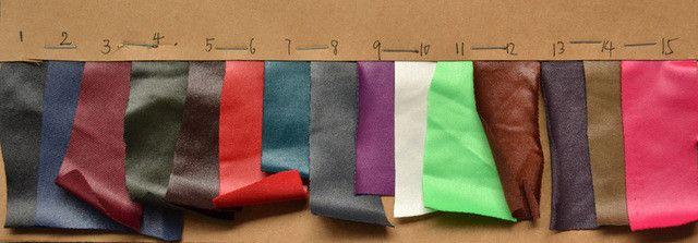 Plus size high-waist faux leather pencil skirt black skirt 12 colors XS/S/M/L/XL