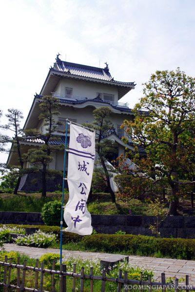 Japanese castles I've visited: #46 Kisai Castle in Saitama Prefecture.