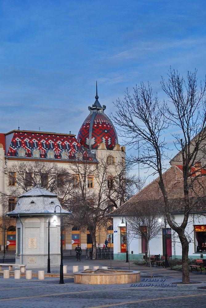 Deák square - Nagykőrös Pest