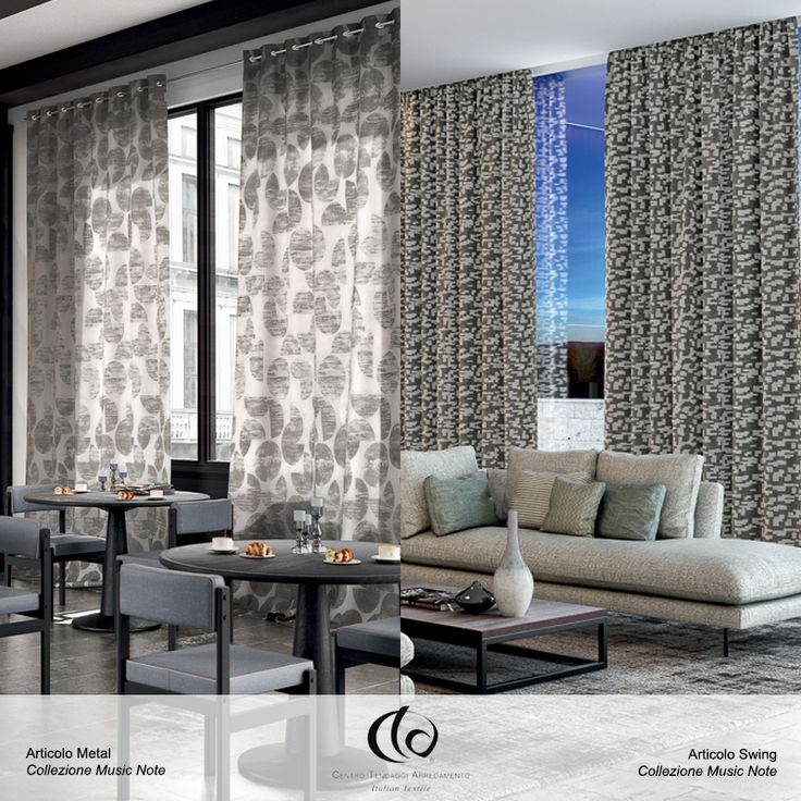 La sentite la melodia? Sono #Swing e #Metal, articoli della Collezione #MusicNote, che vibrano nell'aria! ✨  Visita il nostro sito www.ctasrl.com e scarica le nostre brochure su: http://bit.ly/1nhrLQM #tessuti #interiordesign #tendaggi #textile #textiles #fabric #homedecor #homedesign #hometextile #decoration