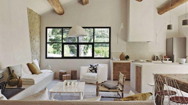 les 25 meilleures id es de la cat gorie style campagnard sur pinterest chambre moderne ferme. Black Bedroom Furniture Sets. Home Design Ideas