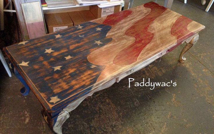 What an amazing piece of art done with Chalk Paint® decorative paint by Annie Sloan
