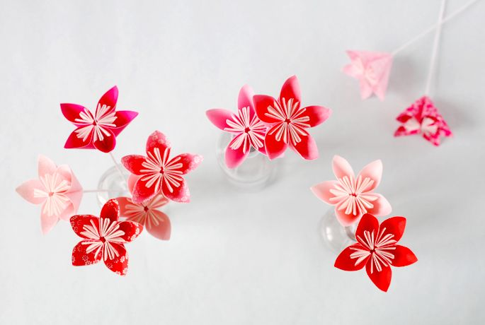 17 best ideas about fleur en origami on pinterest fleurs. Black Bedroom Furniture Sets. Home Design Ideas