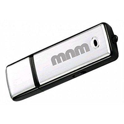 USB 8GB Spy Voice Recorder & Flash Drive